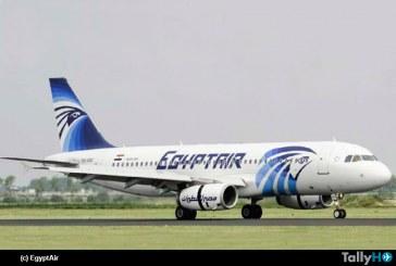 Continúa búsqueda de avión de EgyptAir desaparecido con 66 personas a bordo