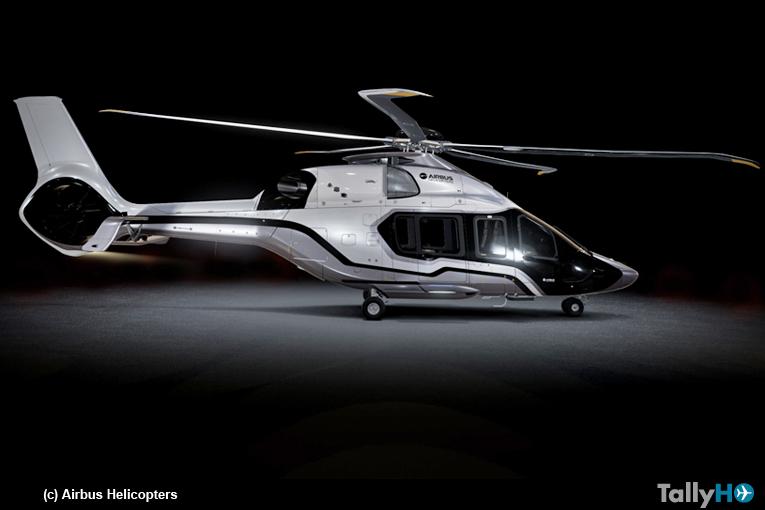 Airbus Helicopters presenta la versión VIP del H160 en Feria EBACE