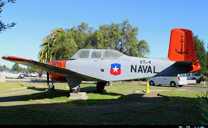 50 años de la llegada de los Beechcraft Mentor a la Aviación Naval Chilena