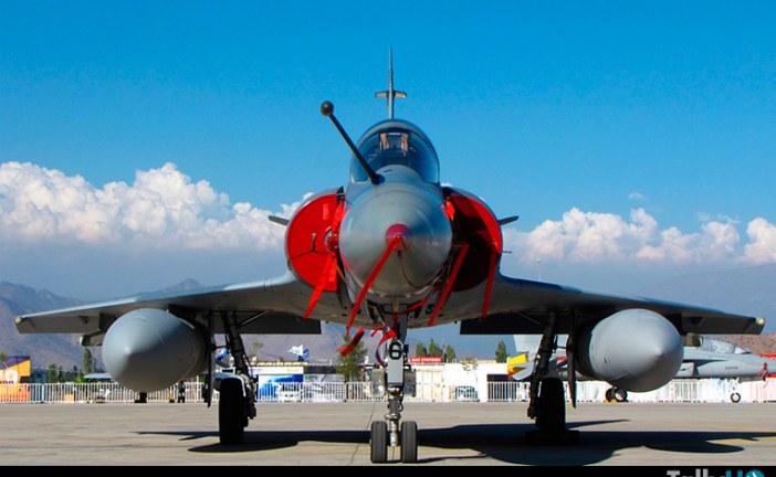 Brasil pone en venta aviones Mirage 2000C