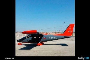 Vulcanair presenta nuevos avances en los P68 Observer 2 de la Aviación Naval