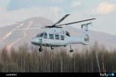Primer prototipo del helicóptero multifuncional Ka-62  realiza con éxito su vuelo de prueba