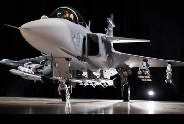 Roll Out del SAAB Gripen E
