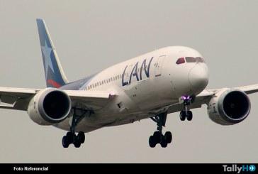 Avión de LATAM activó procedimiento de emergencia en vuelo a Madrid
