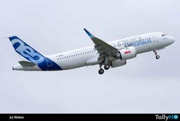 A320neo con motores CFM LEAP-1A recibe la certificación de EASA y de la FAA