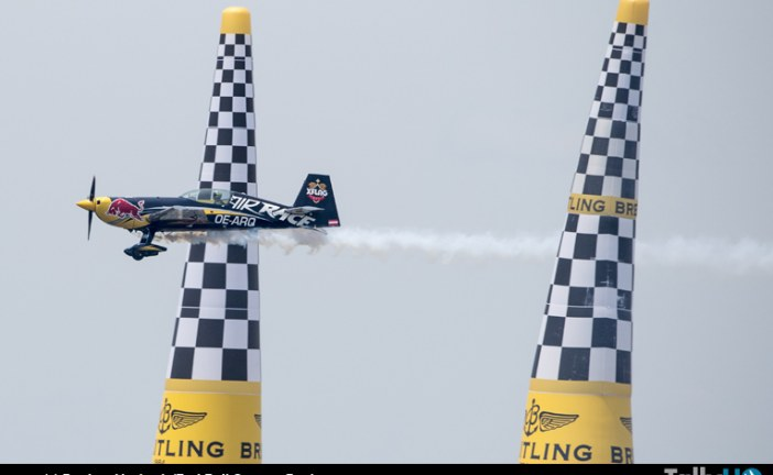 Red Bull Air Race tendrá fecha en Chile durante el 2017