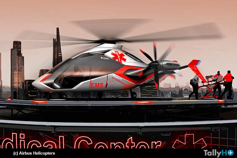 Nuevos avances en el demostrador de alta velocidad de Airbus Helicopters del programa Clean Sky 2