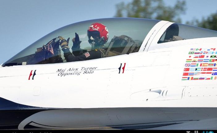 Dos accidentes aéreos en las principales escuadrillas acrobáticas en EE.UU.