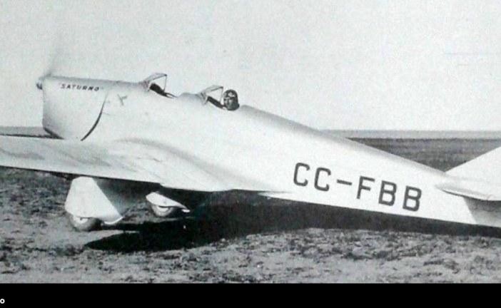 80 años de la gran hazaña del aviador Franco Bianco