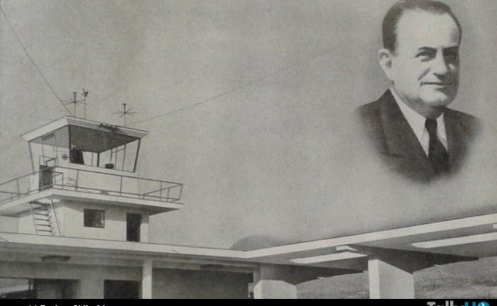 A 60 años del fallecimiento del aviador Eulogio Sánchez Errázuriz