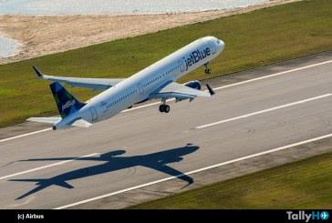 JetBlue encarga 30 aviones A321 adicionales