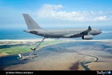 Alemania y Noruega formalmente se unen a la flota combinada de tanqueros Airbus A330 MRTT de la OTAN