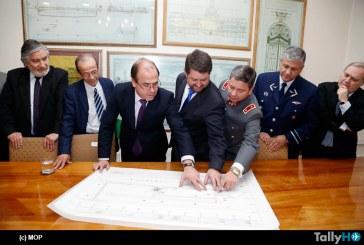 MOP y Ejército de Chile sellan acuerdo para construcción del nuevo  Aeródromo Peldehue