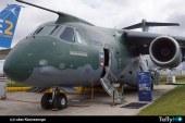 Embraer y Boeing colaborarán en las ventas a nivel mundial del KC-390