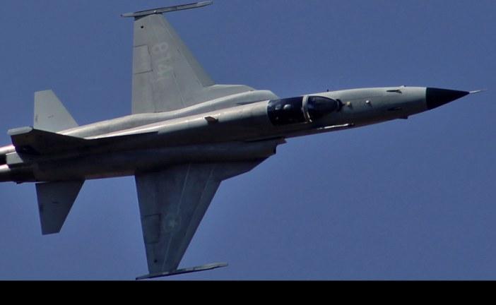 40 años de los F-5E Tigre II/III de la FACH