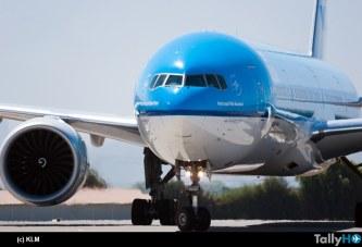KLM presenta sus propósitos sustentables para 2020