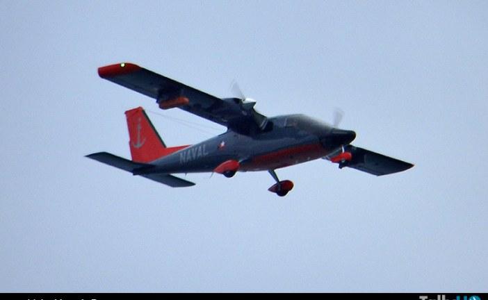 Aviación Naval de Chile recibió oficialmente primer P68 Observer 2