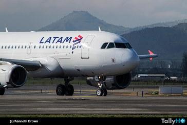 LATAM realiza vuelo inaugural a Puerto Natales para el verano 2017-18