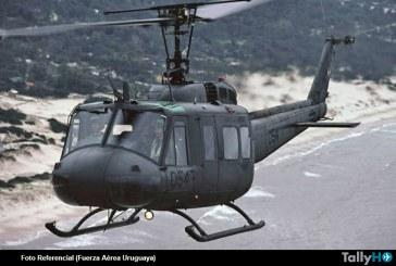 Dos pilotos fallecidos por nuevo accidente aéreo de la Fuerza Aérea Uruguaya