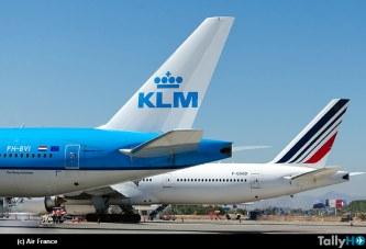 Suspensión de vuelos de Air France hacia y desde China continental
