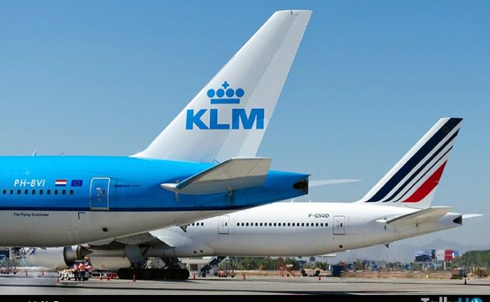 """Air France y KLM ofrecen sus tarifas """"Flash Fares"""" hacia Europa"""