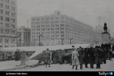 """75 años de la colecta nacional """"Alas para Chile"""""""