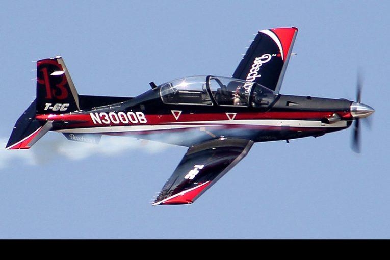 Estados Unidos aprobó una posible venta de Beech T-6C a Argentina