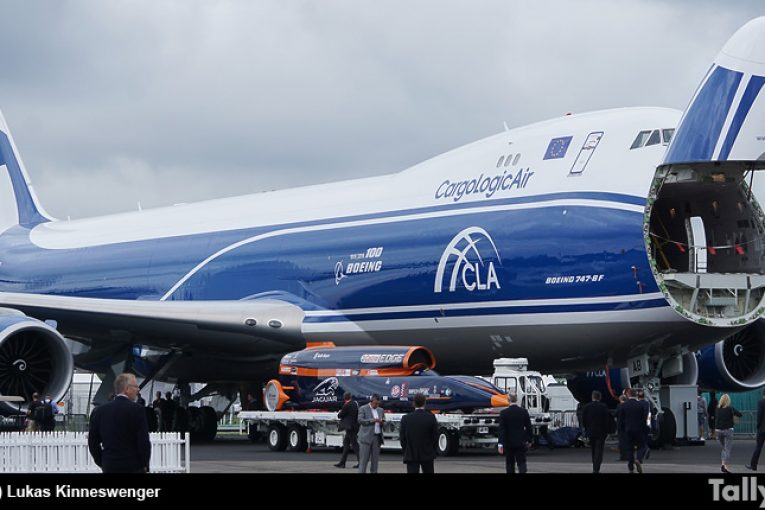 Boeing podría cerrar la línea de producción del legendario 747