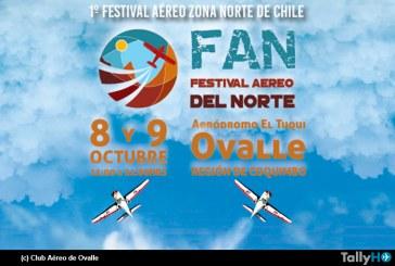 Nuevas atracciones para el Festival Aéreo del Norte