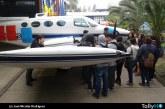 Mecánica de Aviación en la Semana Técnico Profesional del Complejo Educacional de La Reina