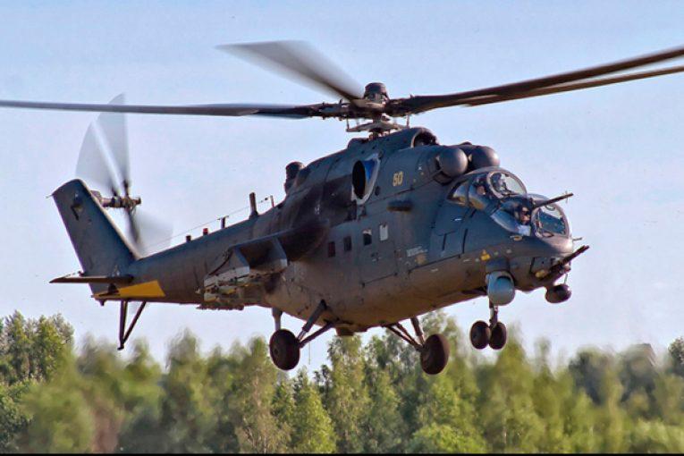 """""""Helicópteros de Rusia"""" y Perú firmaron contratos para el mantenimiento Mi-35P"""