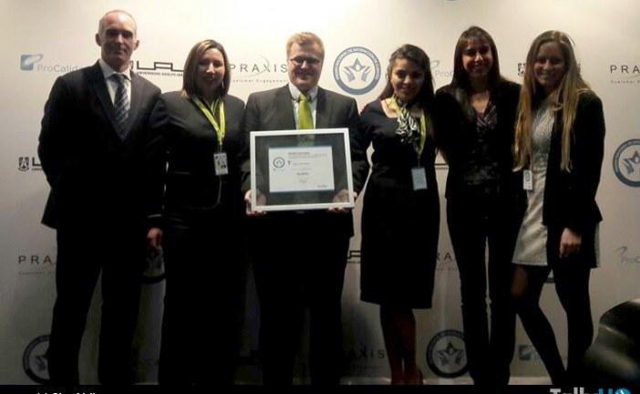 Sky gana premio nacional de Satisfacción de Cliente de Pro Calidad