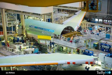 Airbus inició proceso de ensamblaje final del A330neo