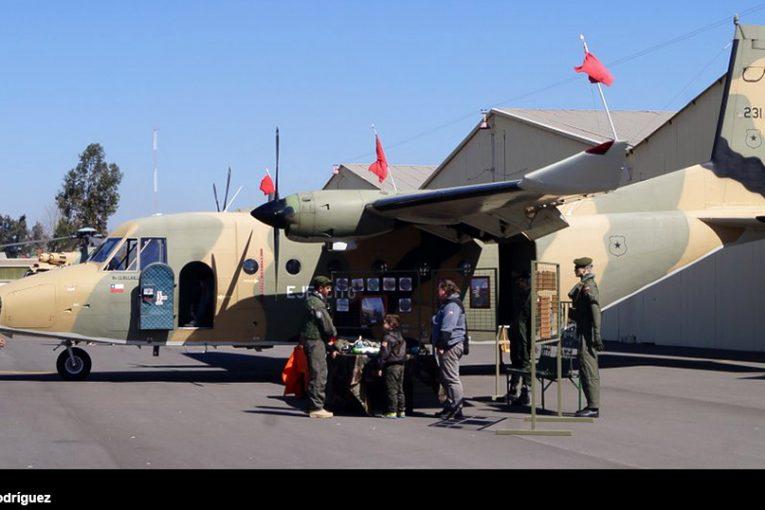 Jornada puertas abiertas en la Brigada de Aviación del Ejército