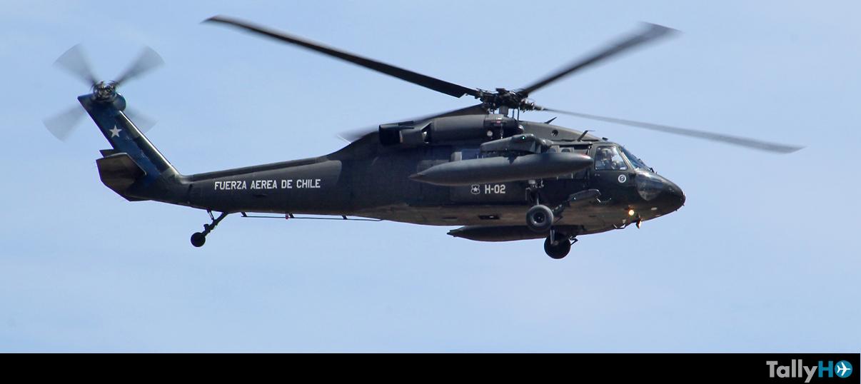 Fuerza Aérea de Chile incorporará nuevos helicópteros S-70i Blackhawk