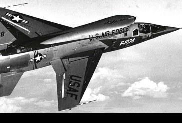 A 60 años del primer vuelo del YF-107A