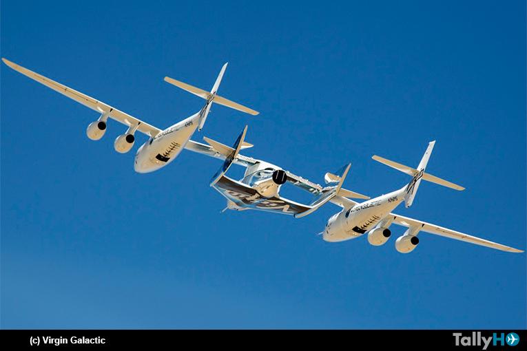 Virgin Galactic reinicia los vuelos de prueba con la nave SpaceShipTwo