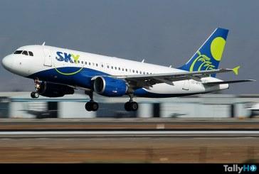 SKY Airline lanza pasajes más baratos que las tasas de embarque