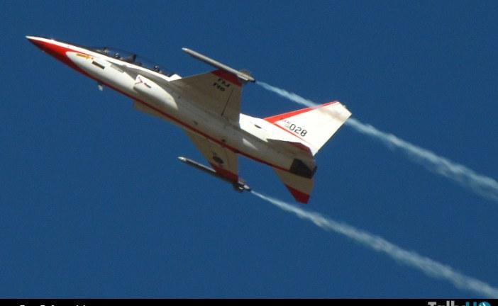Fuerza Aérea Argentina verifica el KAI FA-50 en Corea