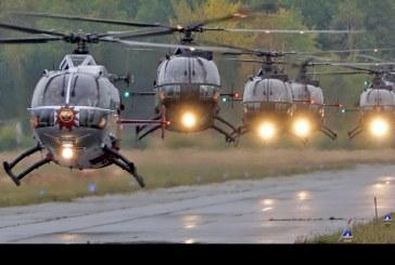 Adiós a los Bo-105 del Ejército Alemán