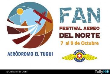Se viene el Festival Aéreo del Norte