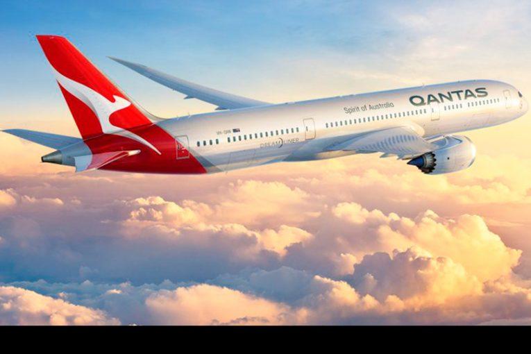 Aerolínea australiana Qantas presentó nuevo livery