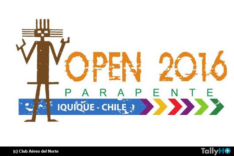 Se viene Campeonato Internacional de Parapente en Iquique