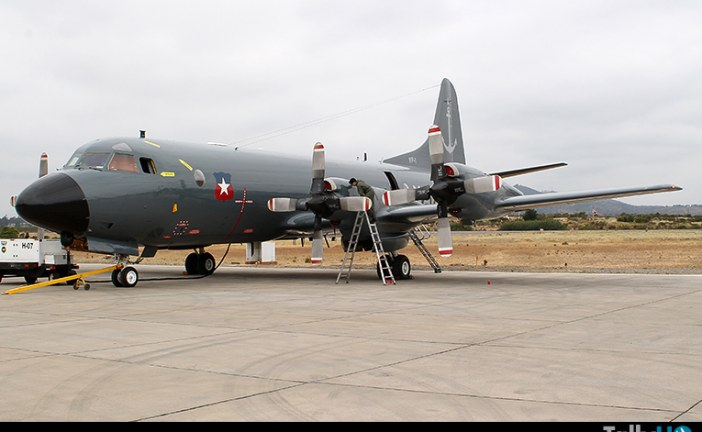 Lockheed Martin P-3 Orion de la Aviación Naval de Chile serán modernizados en Canadá