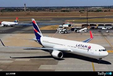 LATAM Airlines inaugura histórica ruta a Sudáfrica