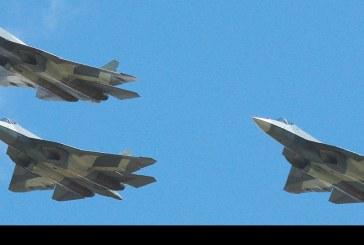 Aviación Rusa comenzaría a operar con aviones T-50 PAK-FA a contar del 2017