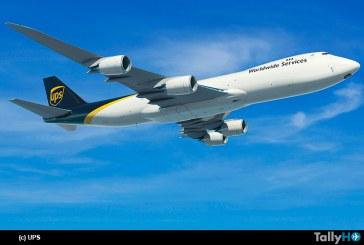 UPS incrementará su flota con 14 nuevos Boeing 747-8F