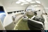 Airbus Corporate Jets da un nuevo aire al diseño de grandes cabinas