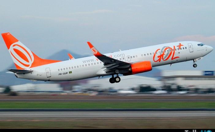 GOL amplía vuelos en Chile para temporada alta