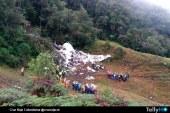 Tragedia aérea se estrella avión Avro RJ85 con equipo de fútbol Chapecoense de Brasil